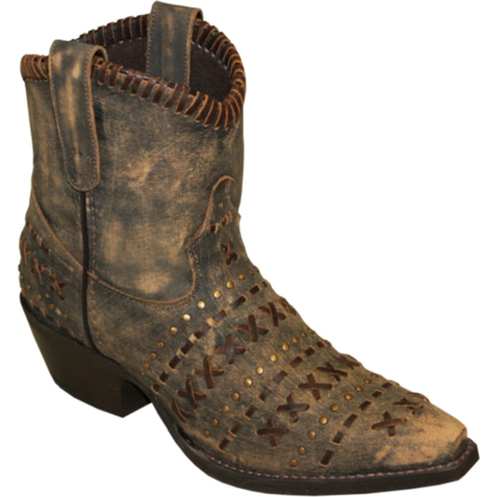 Image for Rawhide by Abilene Women's 6IN Western Boots - Brown from bootbay