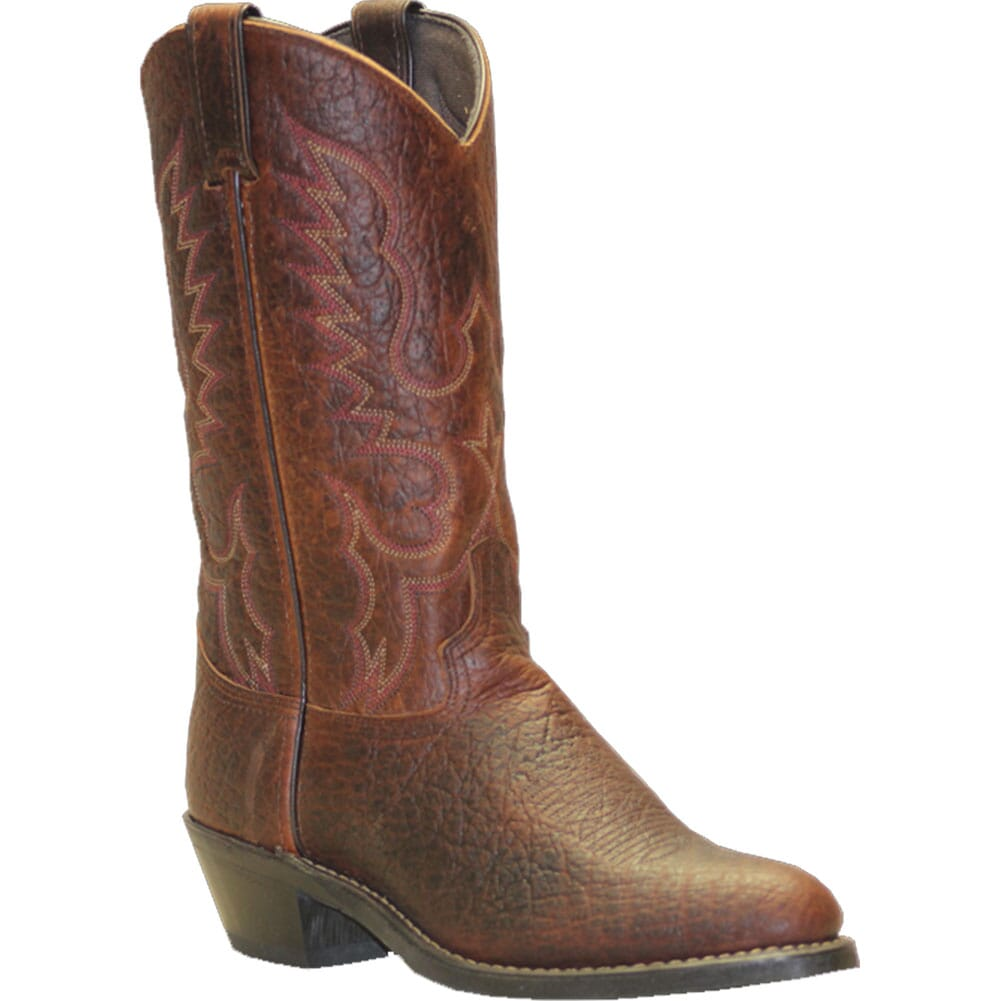 Image for Abilene Men's Air Ride Comfort System Western Boots - Brown Bison from bootbay