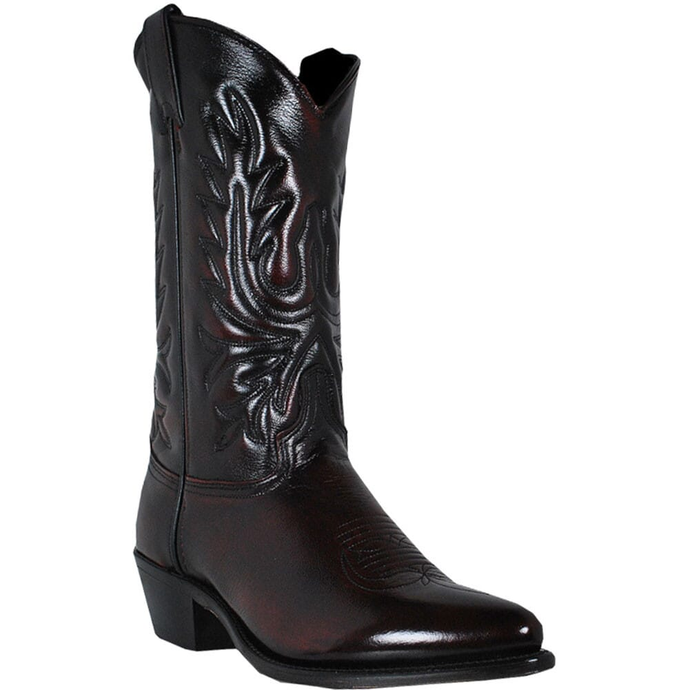 Image for Abilene Men's Air Ride Western Boots - Black Cherry from bootbay