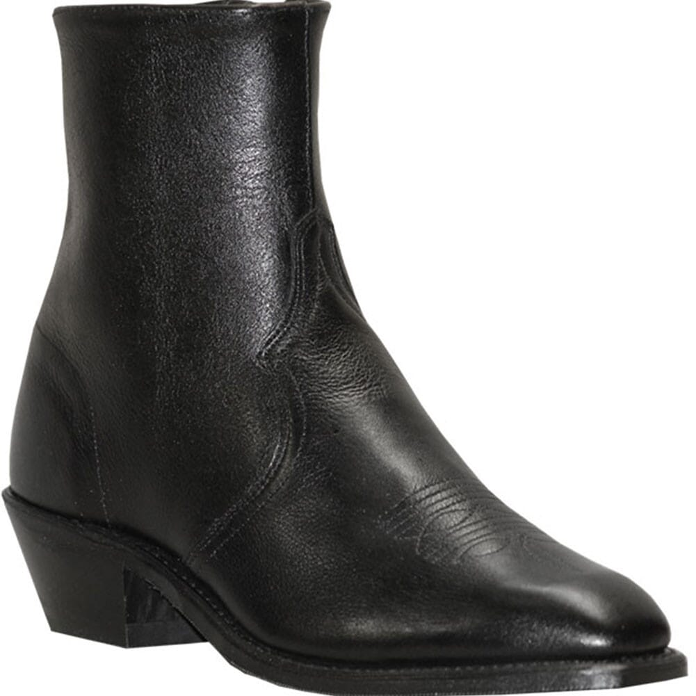 Image for Abilene Men's Side Zip Western Boots - Black from bootbay