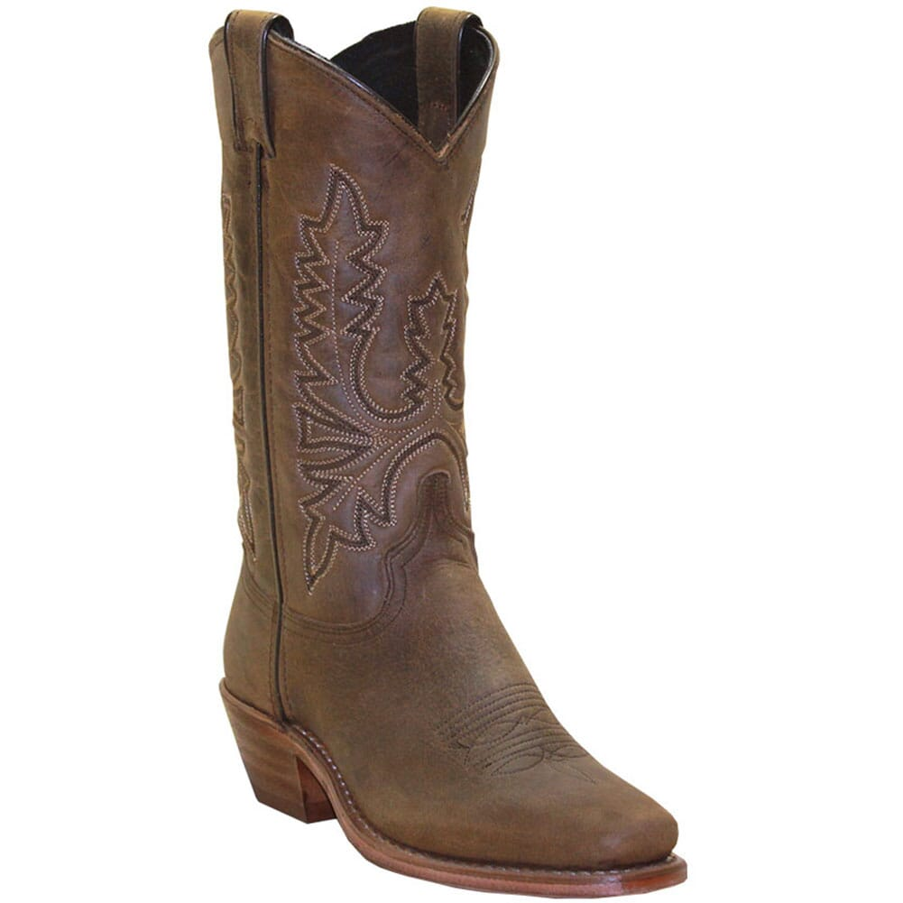 Image for Abilene Women's Air Ride Western Boots - Brown from elliottsboots