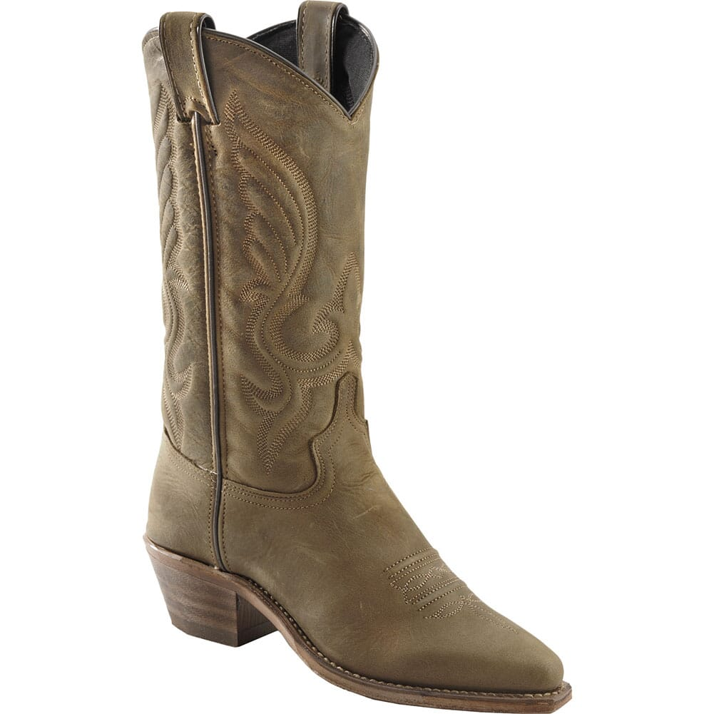 Image for Abilene Women's Traditional Western Boots - Brown from elliottsboots