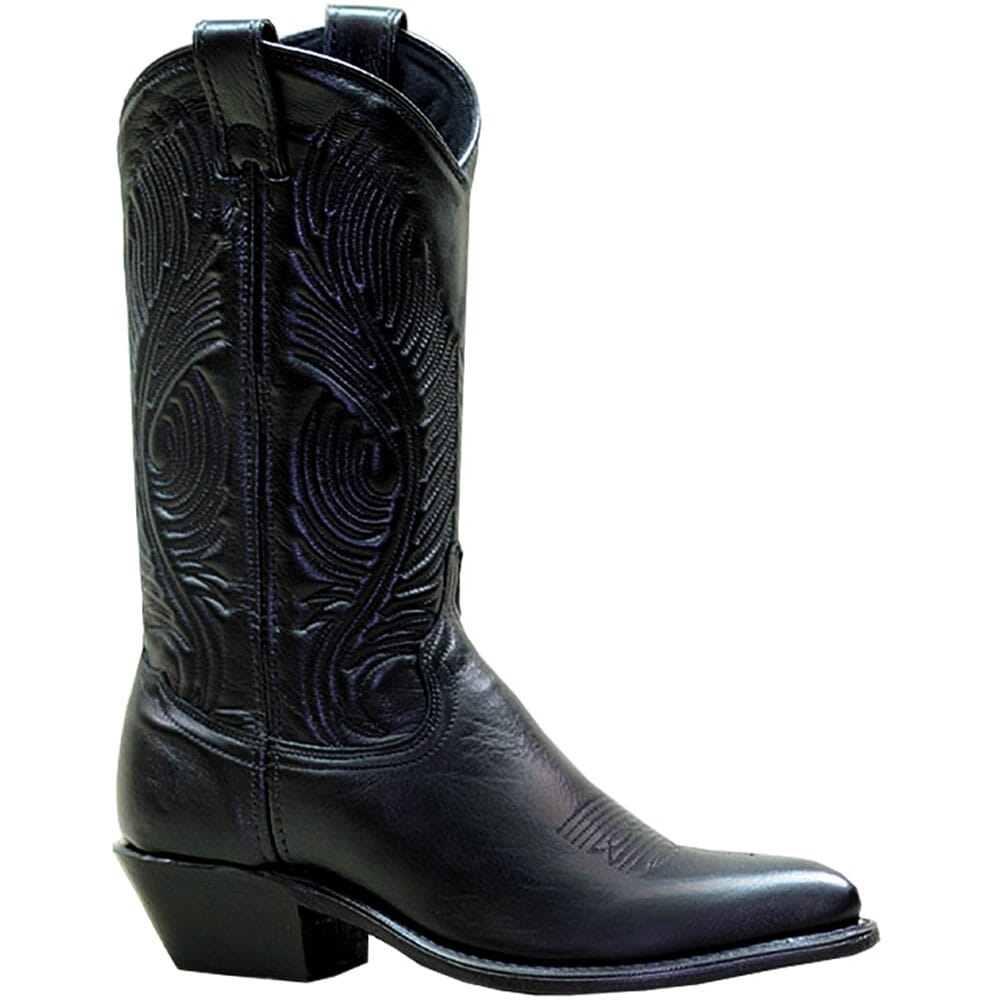 Image for Abilene Women's Garment Western Boots - Black from elliottsboots