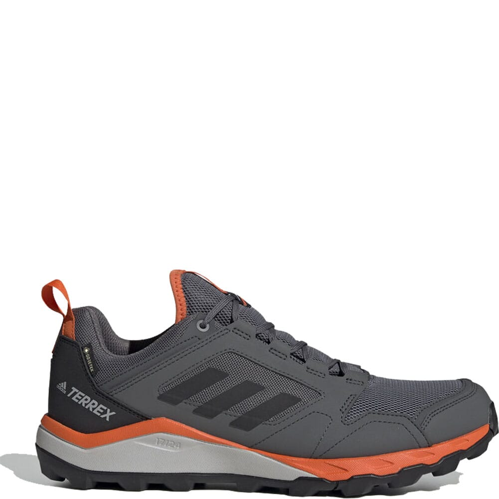 Image for Adidas Men's Terrex Agravic TR GTX Running Shoes - Grey Four/Black from elliottsboots