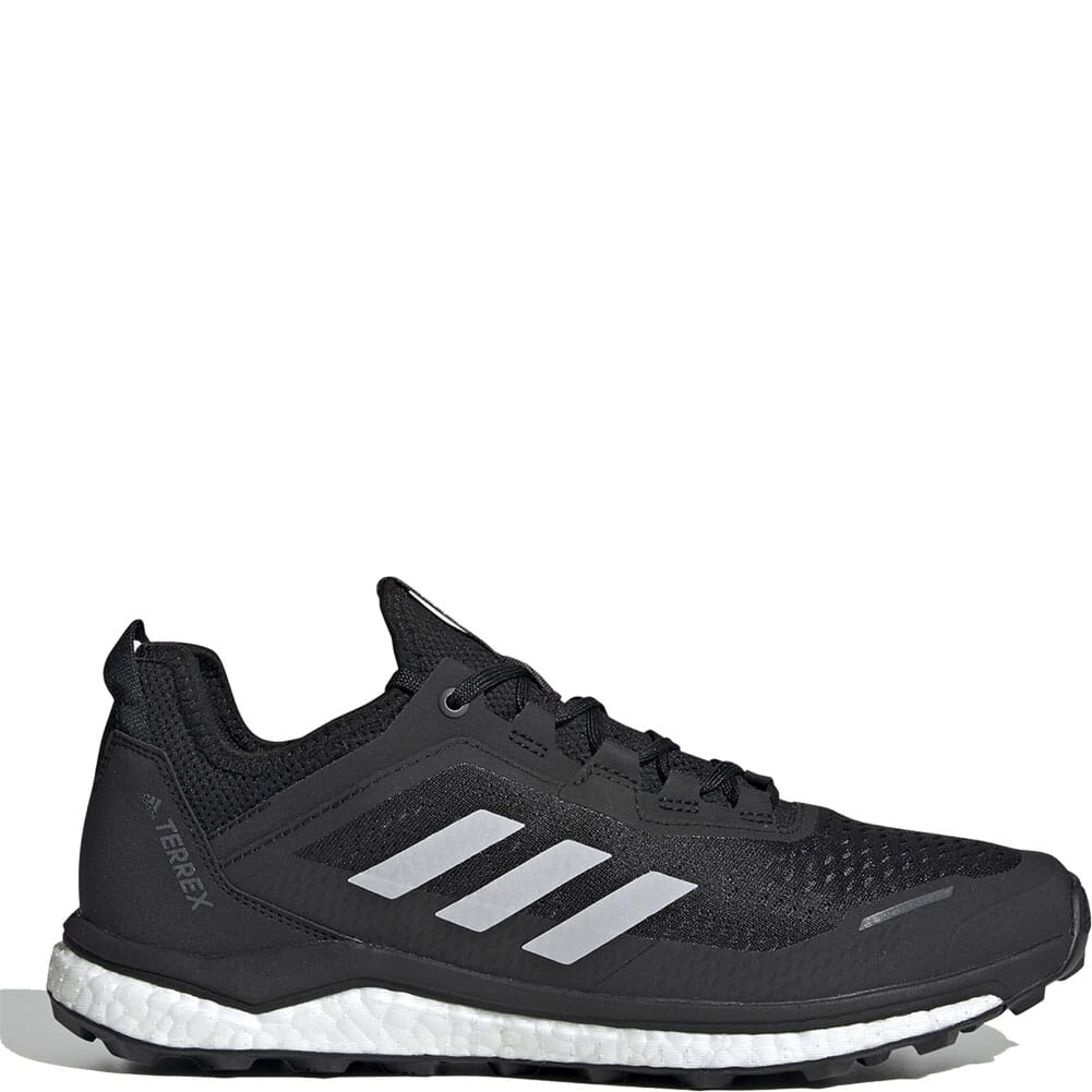 Image for Adidas Men's Terrex Agravic Flow Running Shoes - Core Black/Grey from bootbay