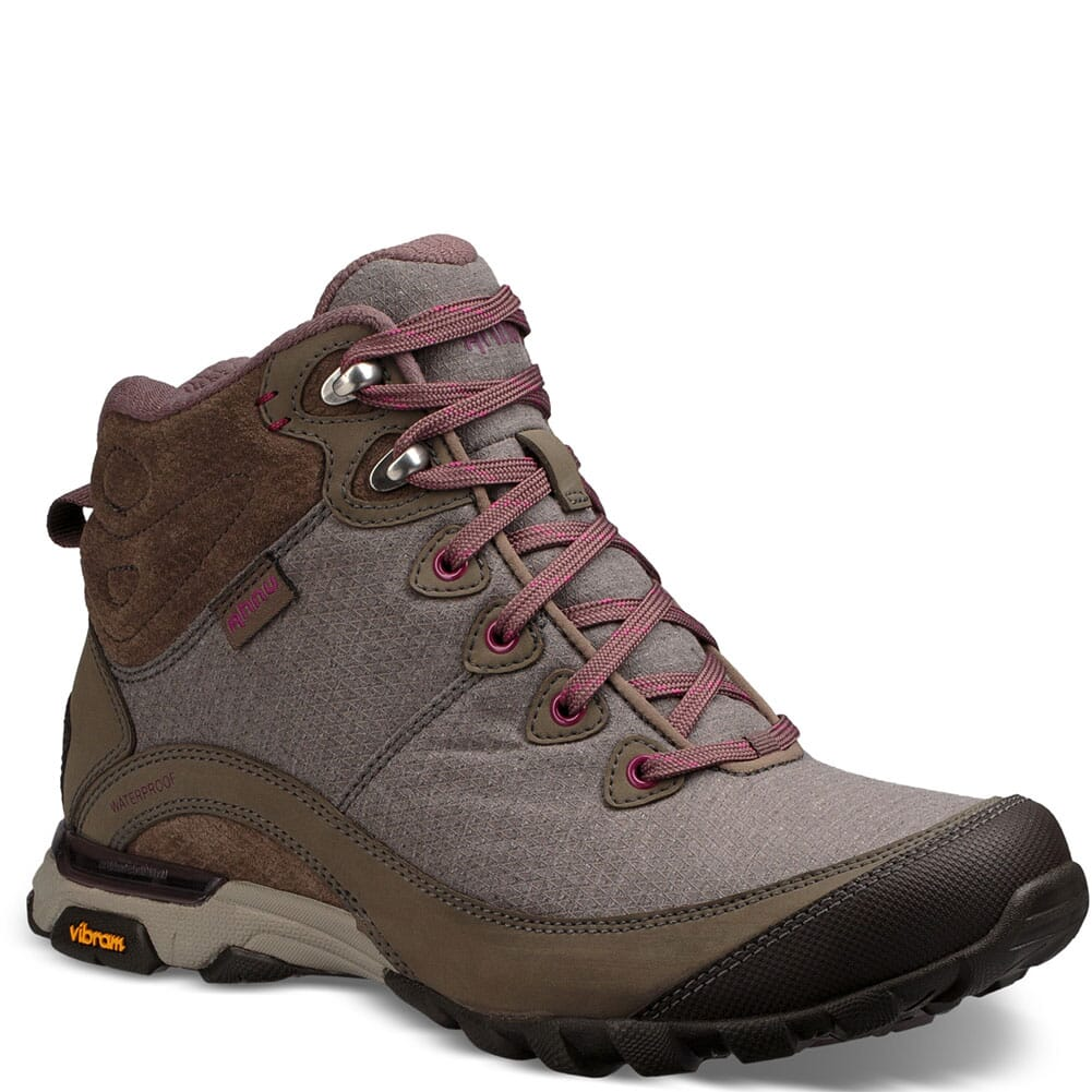 Image for Ahnu Women's Sugarpine II Hiking Boots - Walnut from elliottsboots