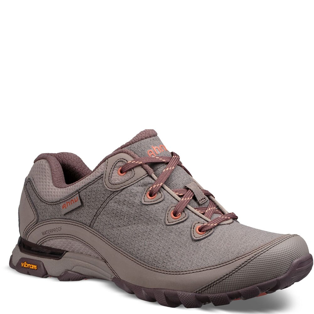 Image for Ahnu Women's Sugarpine II Hiking Shoes - Satellite from elliottsboots