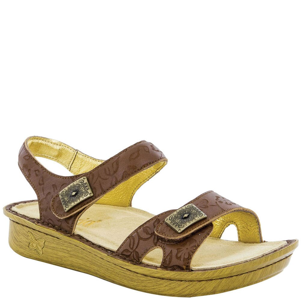 Image for Alegria Women's Vienna Slingback Sandals - Morning Glory Tan from elliottsboots