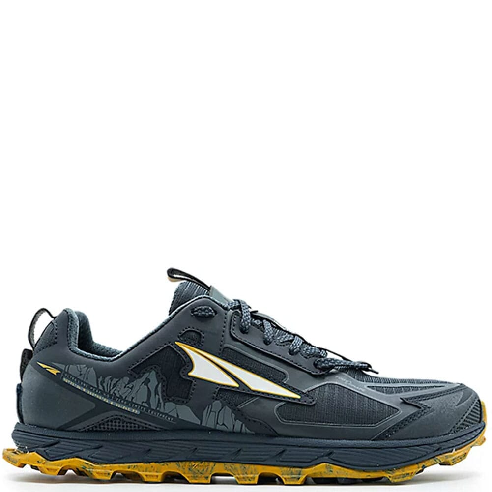 Image for Altra Men's Lone Peak 4.5 Running Shoes - Carbon Blue from elliottsboots