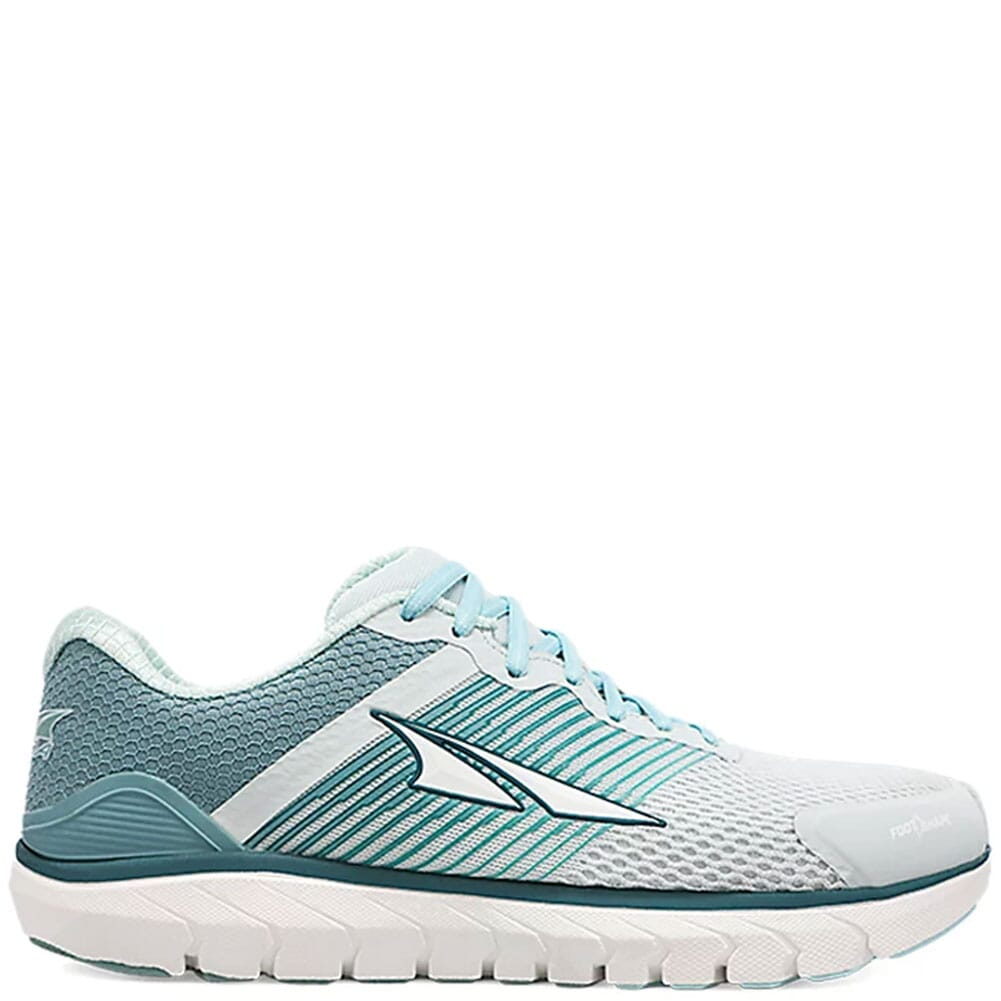 Image for Altra Women's Provision 4 Running Shoes - Ice Flow Blue from elliottsboots