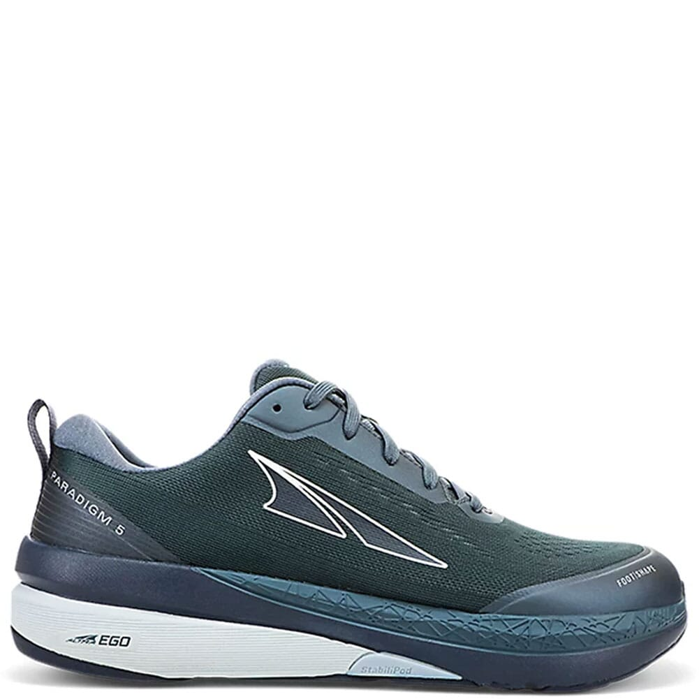 Image for Altra Men's Paradigm 5 Athletic Shoes - Dark Blue from elliottsboots