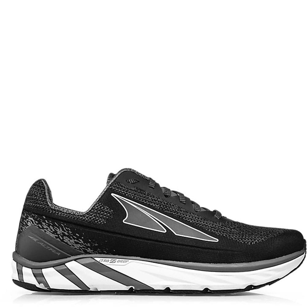 Image for Altra Men's Torin 4 Plush Running Shoes - Black/Gray from bootbay