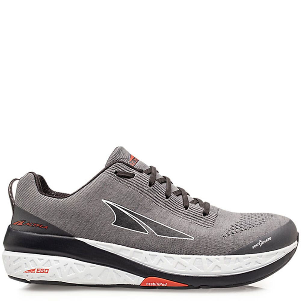 Image for Altra Men's Paradigm 4.5 Athletic Shoes - Grey from bootbay