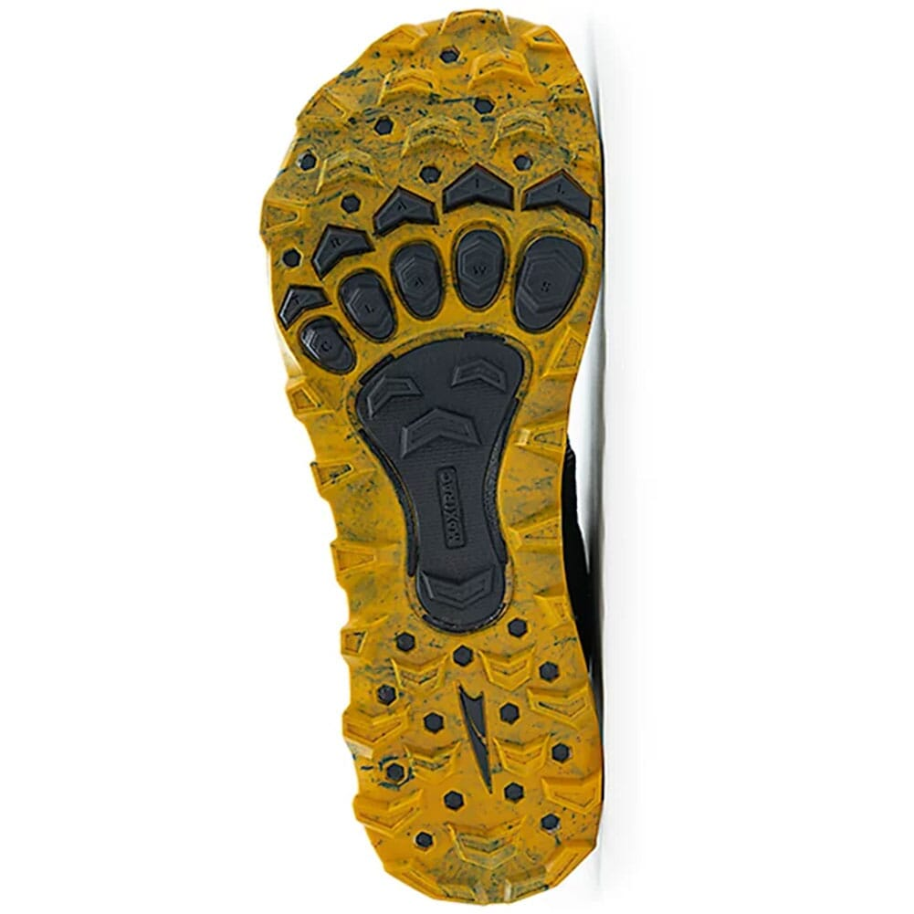 0A4PE5-404 Altra Men's Lone Peak 4.5 Running Shoes - Carbon Blue