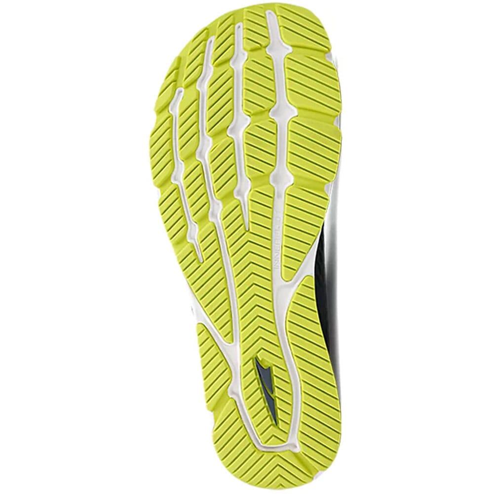 0A4PE8-206 Altra Men's Viho Running Shoes - Dark Slate/Lime