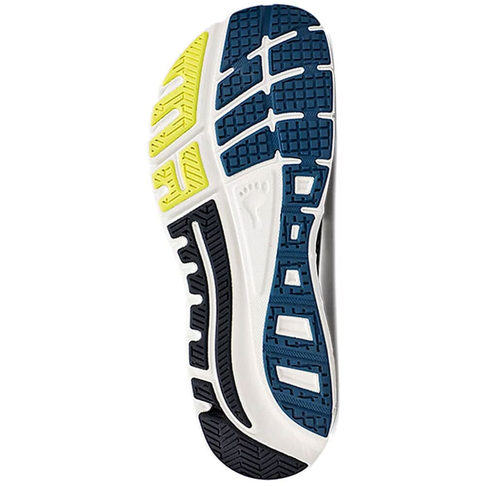 0A4PEA-431 Altra Men's Provision 4 Running Shoes - Blue/Lime