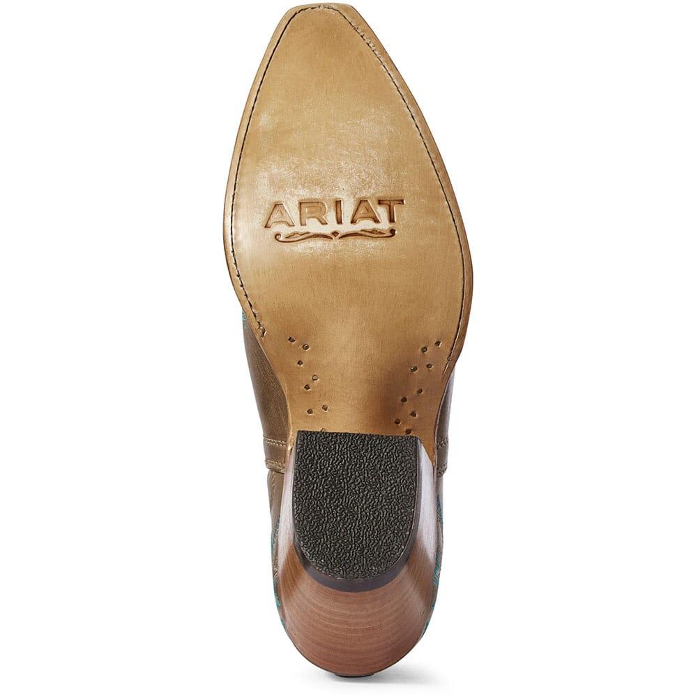 10031484 Ariat Women's Dixon Western Boots - Ash Brown