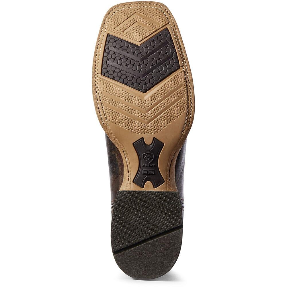 Ariat Men's Cowhand VentTEK Western Boots - Stout Brown