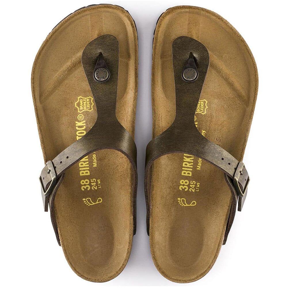 Birkenstock Women's Gizeh Sandals - Golden Brown