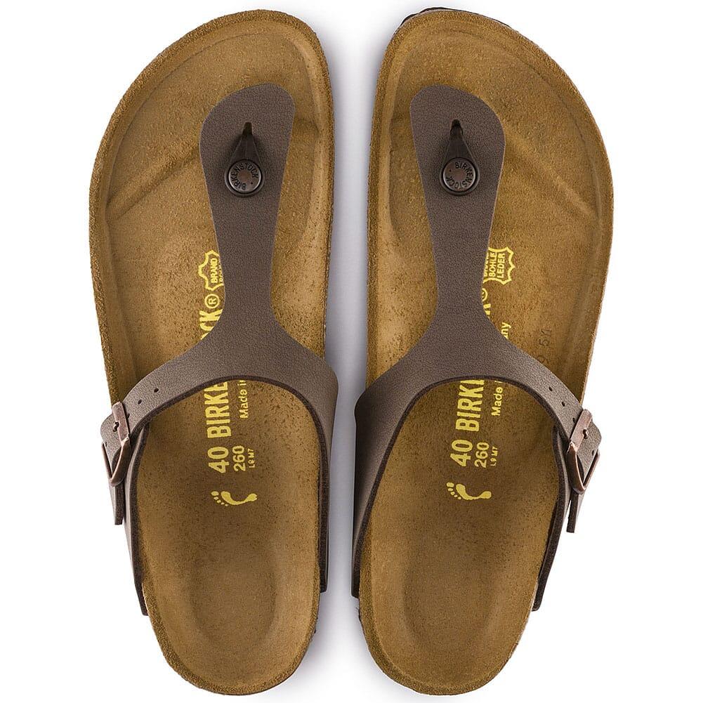 Birkenstock Women's Gizeh Sandals - Mocha