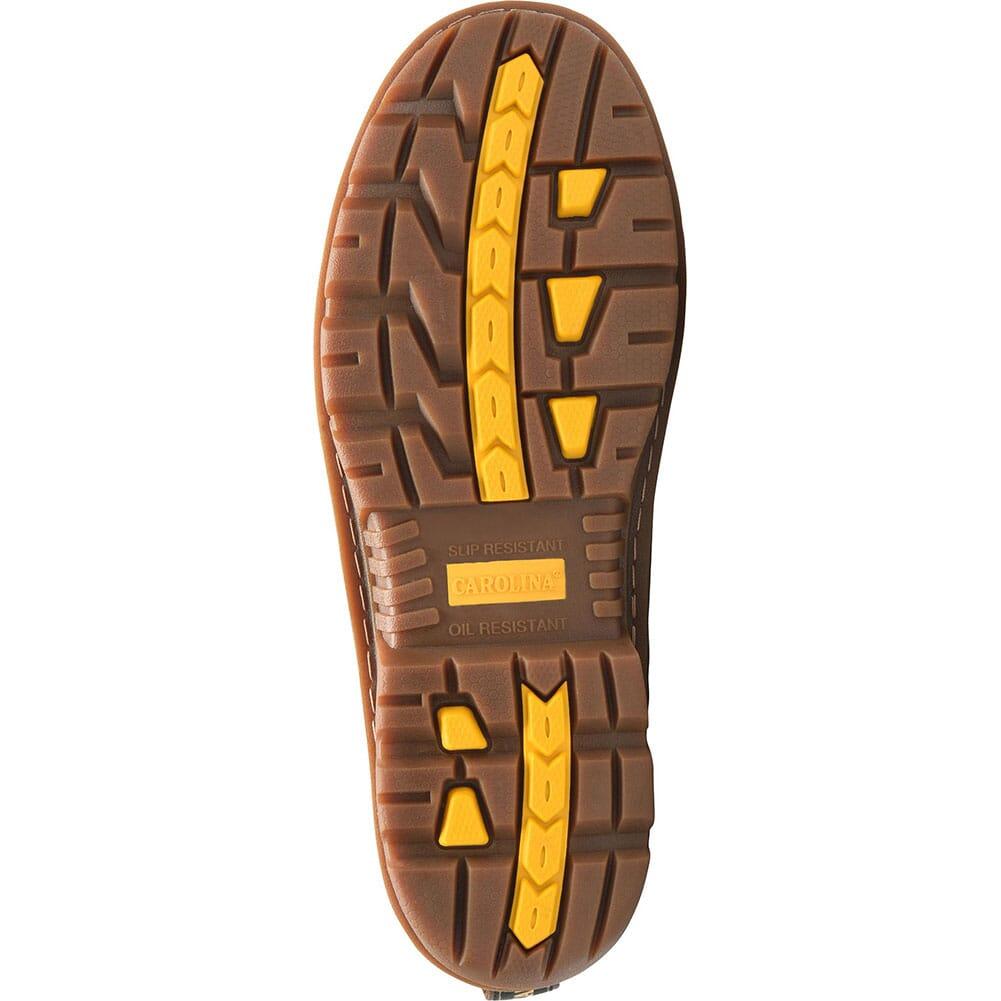 Carolina Men's Dormite Safety Boots - Brown