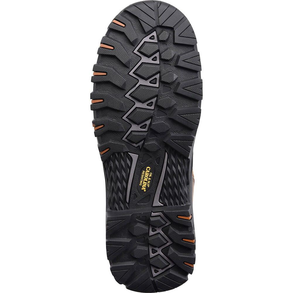Carolina Men's Gravel Safety Boots - Buster Peanut