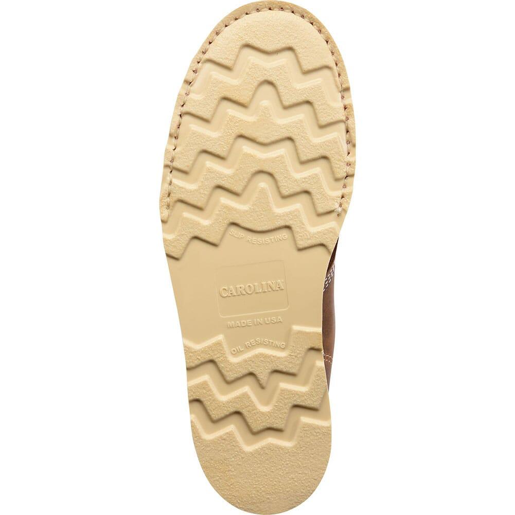 Carolina Men's AMP Safety Boots - Brown
