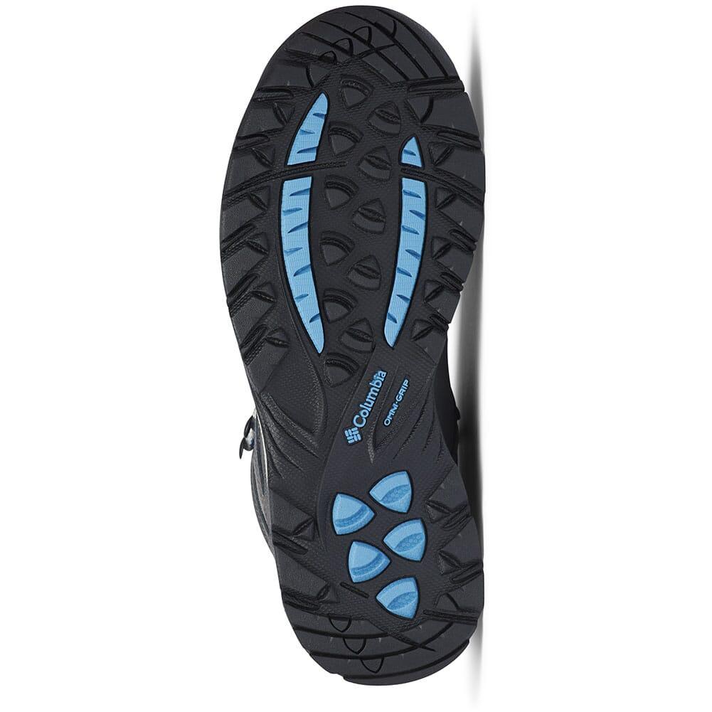 1424692-052 Columbia Women's Newton Ridge Plus Hiking Boots - Quarry/Cool Wave
