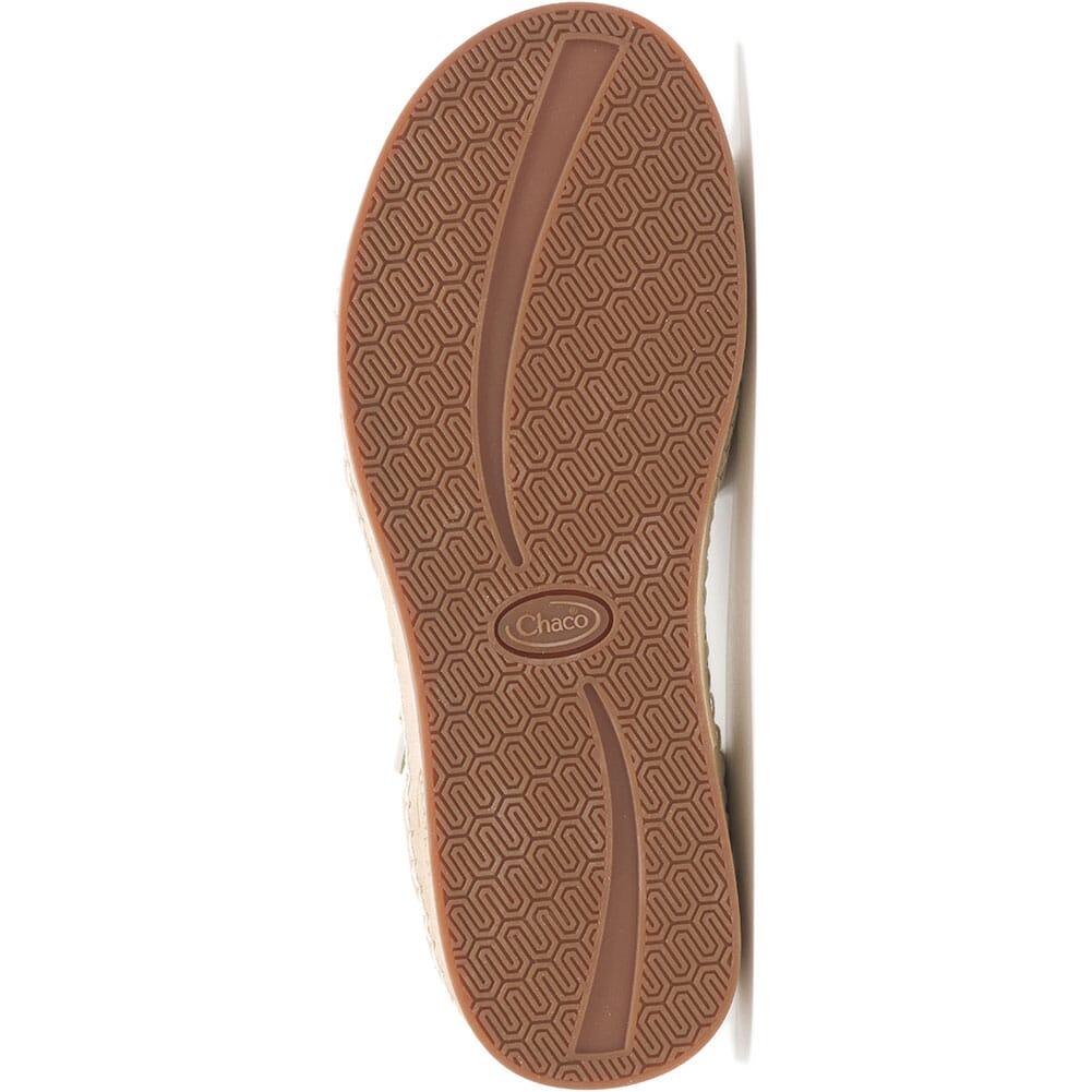 JCH108828 Chaco Women's Wayfarer Sandals - Suede Buff