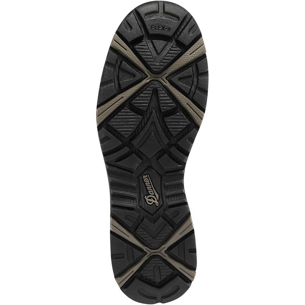12241 Danner Men's Springfield Safety Boots - Black/Tan