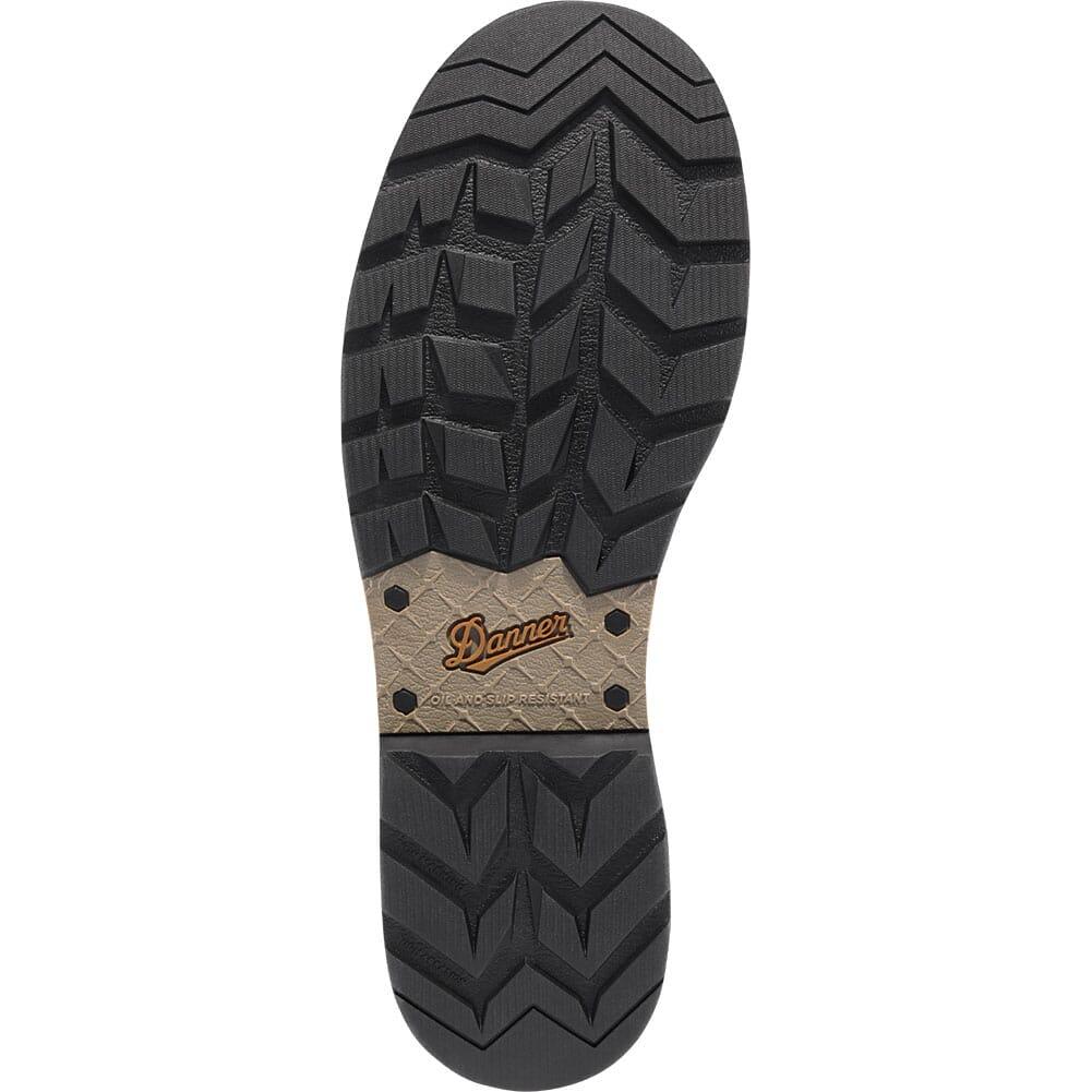 12530 Danner Men's Steel Yard Safety Boots - Brown