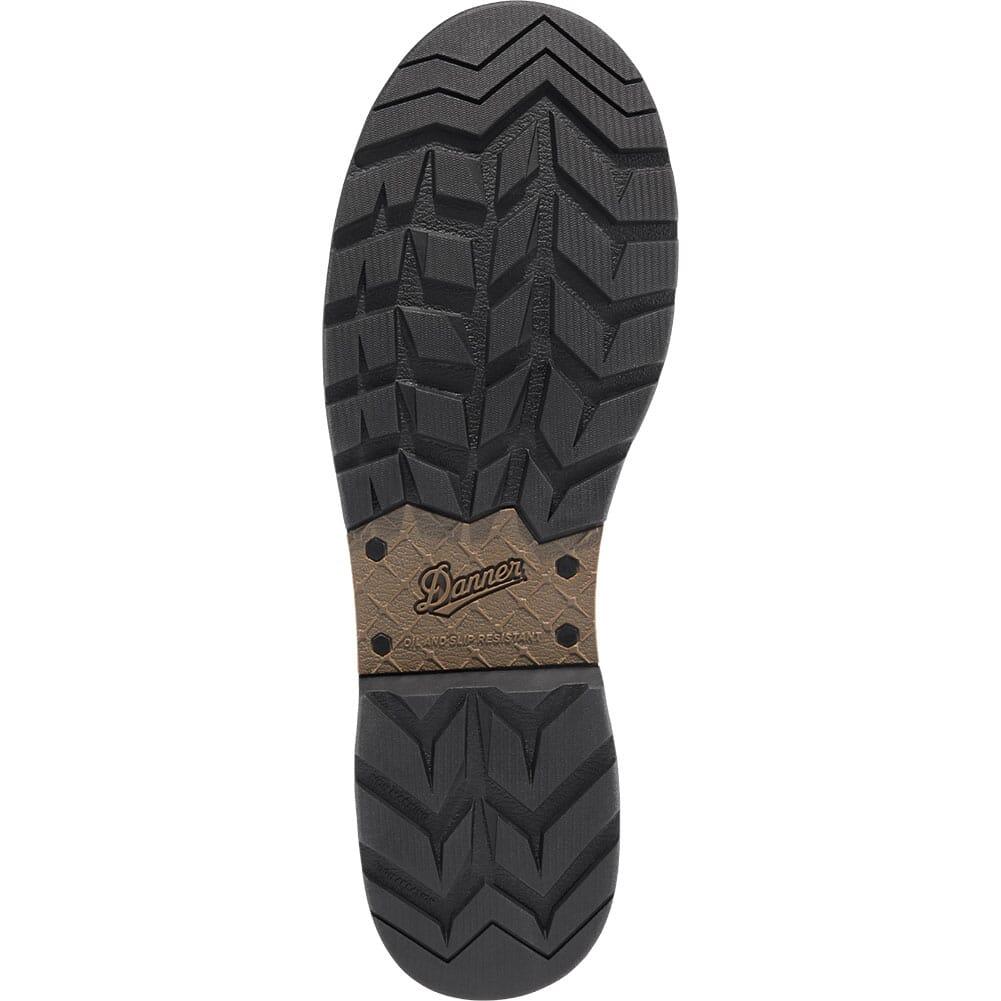 12560 Danner Men's Steel Yard WP Pull On Work Boots - Brown