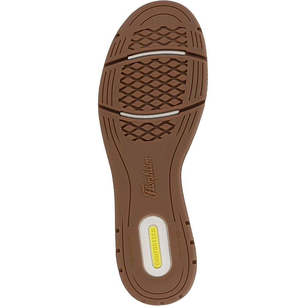 FS2473 Florsheim Men's Adventure Safety Shoes - Mushroom