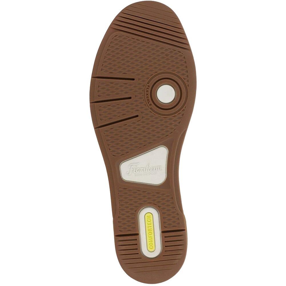 FS2650 Florsheim Men's Crossover Safety Shoes - Cognac