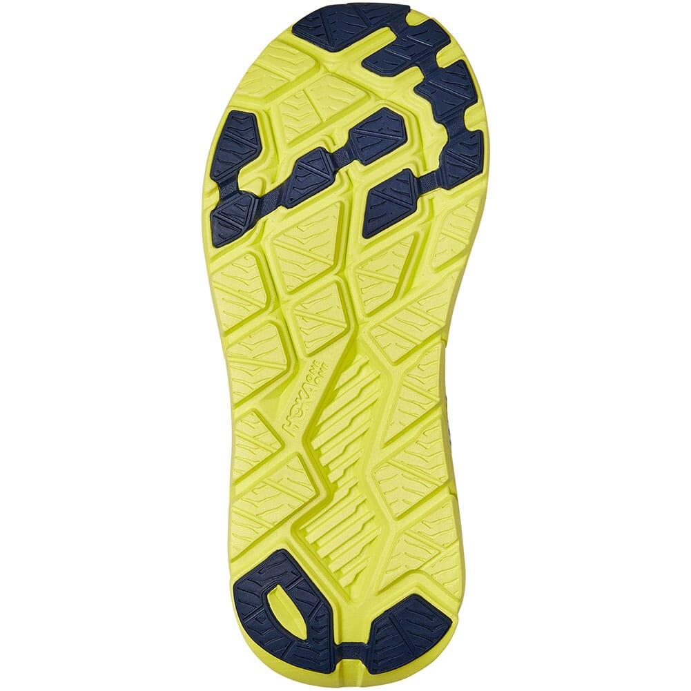 1110515-BDBCT Hoka One One Women's Rincon 2 Running Shoes - Blanc de Blanc/Citru