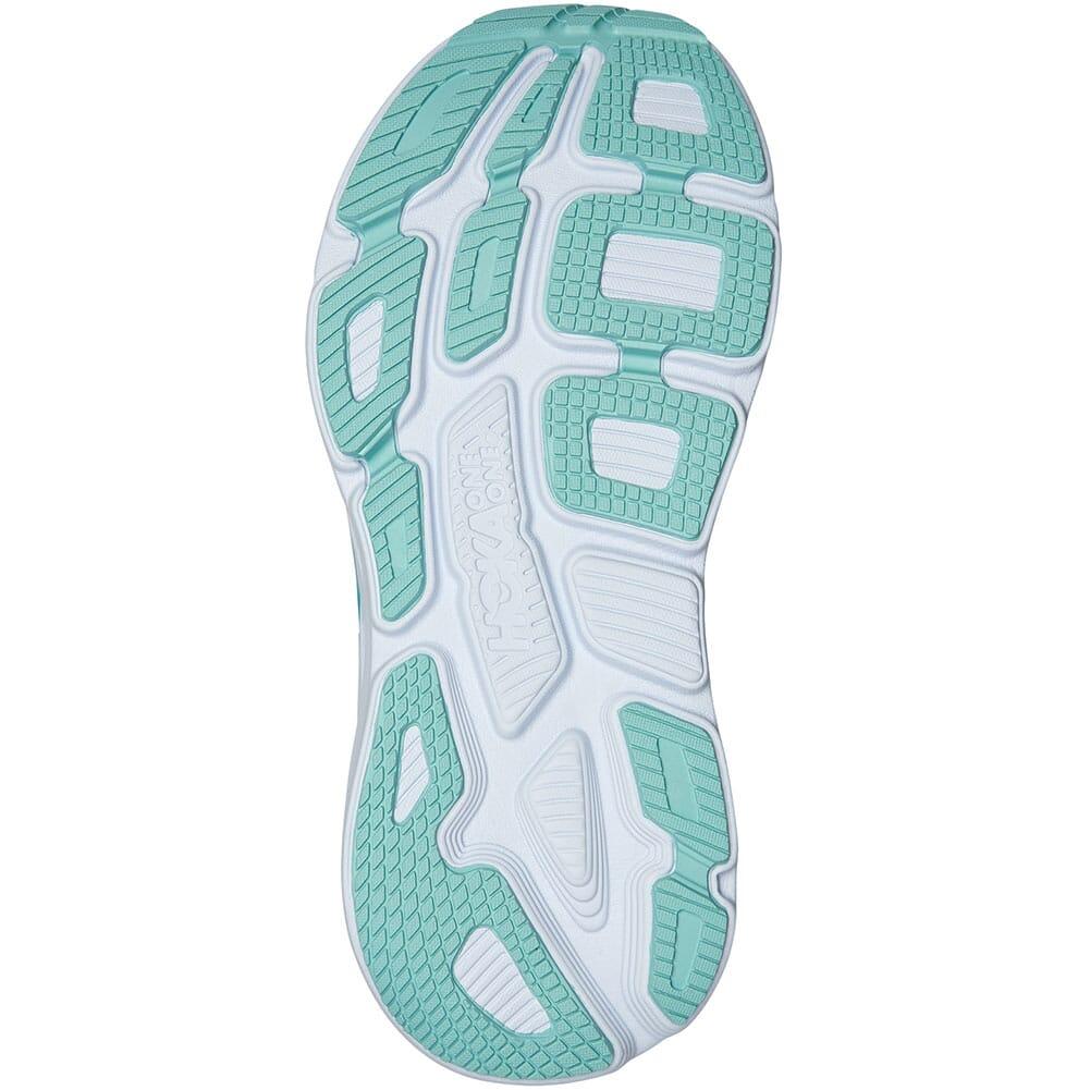1110519-AEBL Hoka One One Women's Bondi 7 Athletic Shoes - Aquarelle