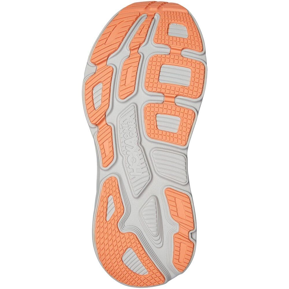 1110519-HMSH Hoka One One Women's Bondi 7 Athletic Shoes - Harbor Mist