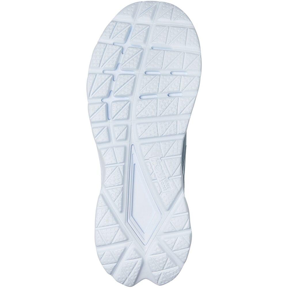1113529-BFCT Hoka One One Women's Mach 4 Running Shoes - Blue Flower/Citrus
