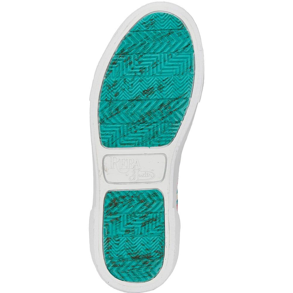 RML066 Justin Women's Arreba Casual Sneakers - Southwest