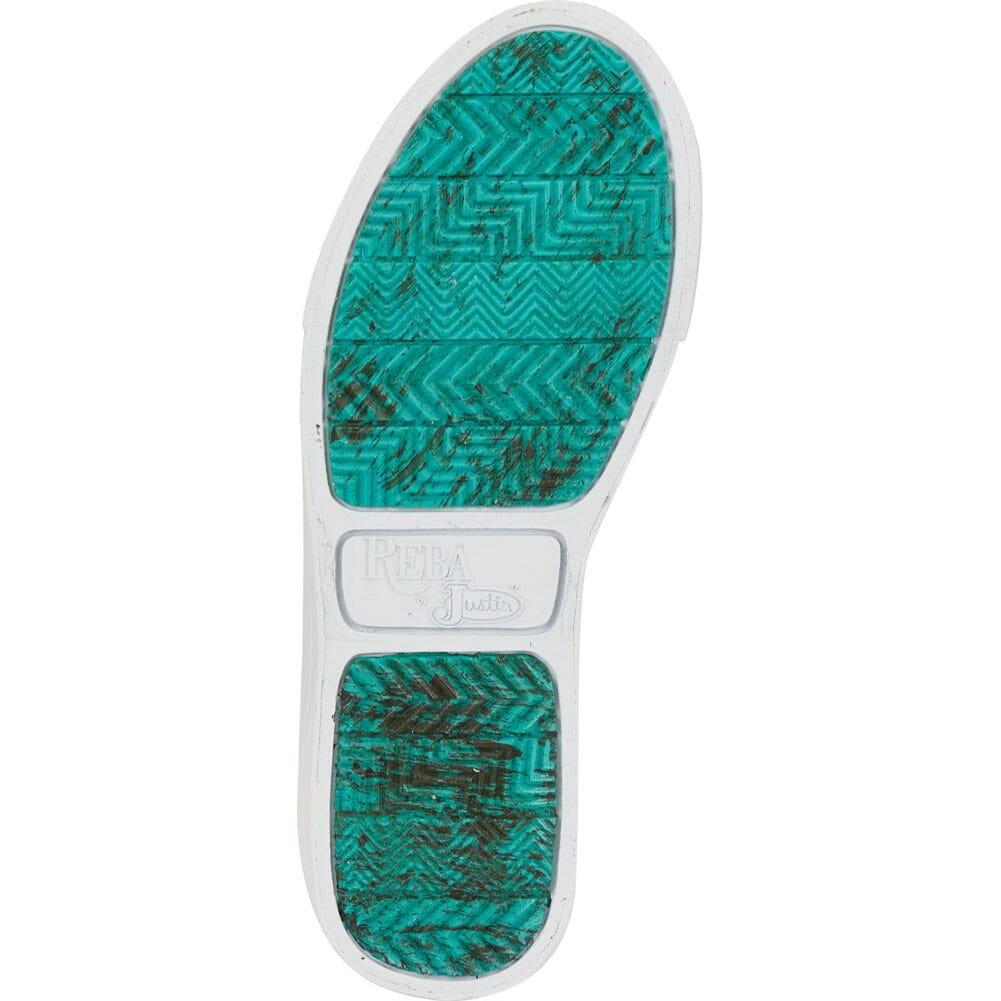 RML068 Justin Women's Susie 2.0 Casual Sneakers - Pearl