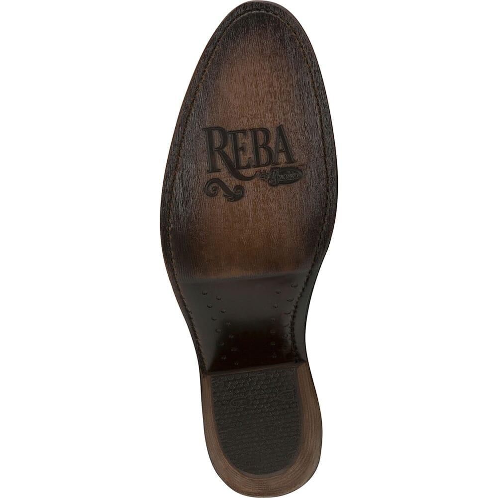 RML256 Justin Women's Savannah Casual Boots - Black