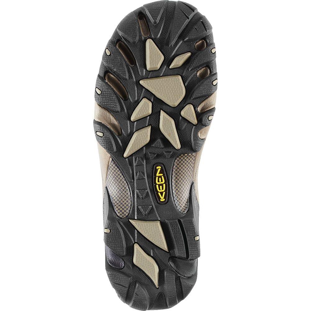 KEEN Men's Targhee II Wide Hiking Boots - Shitake/Brindle