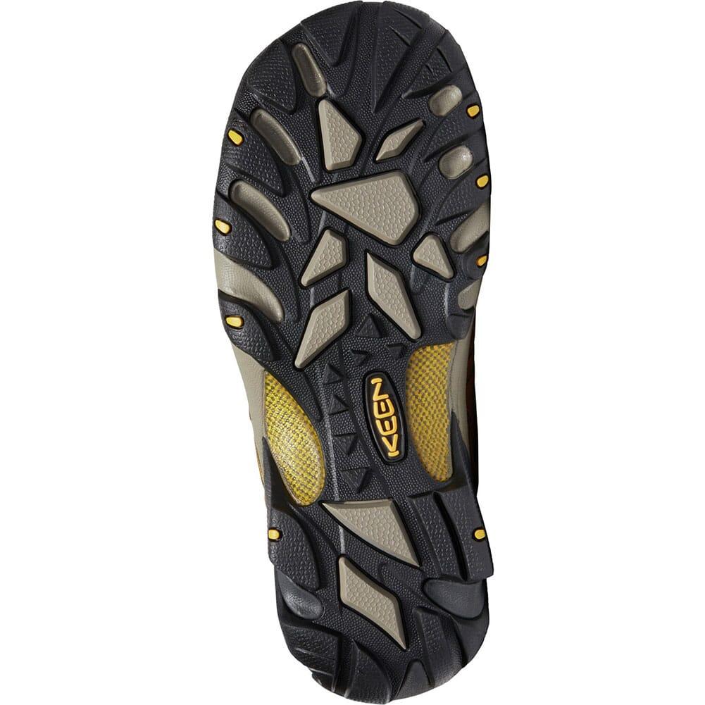 KEEN Men's Targhee II Wide Hiking Shoes - Cascade Brown/Yellow
