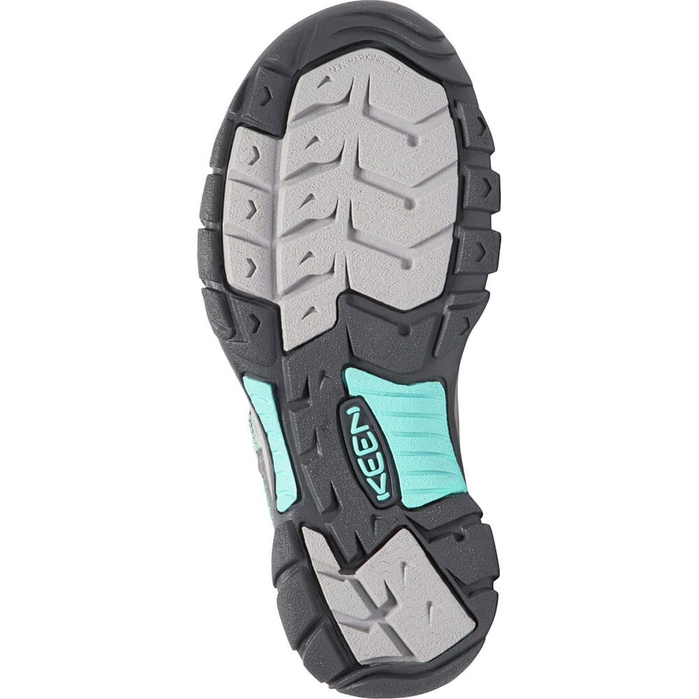 KEEN Women's Newport Hydro Sandals - Steel Grey/Blue