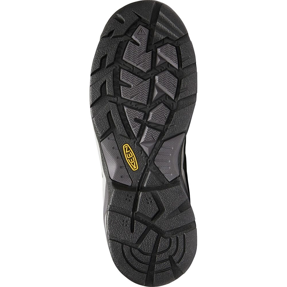 KEEN Men's Detroit XT WP Safety Boots - Magnet/Paloma