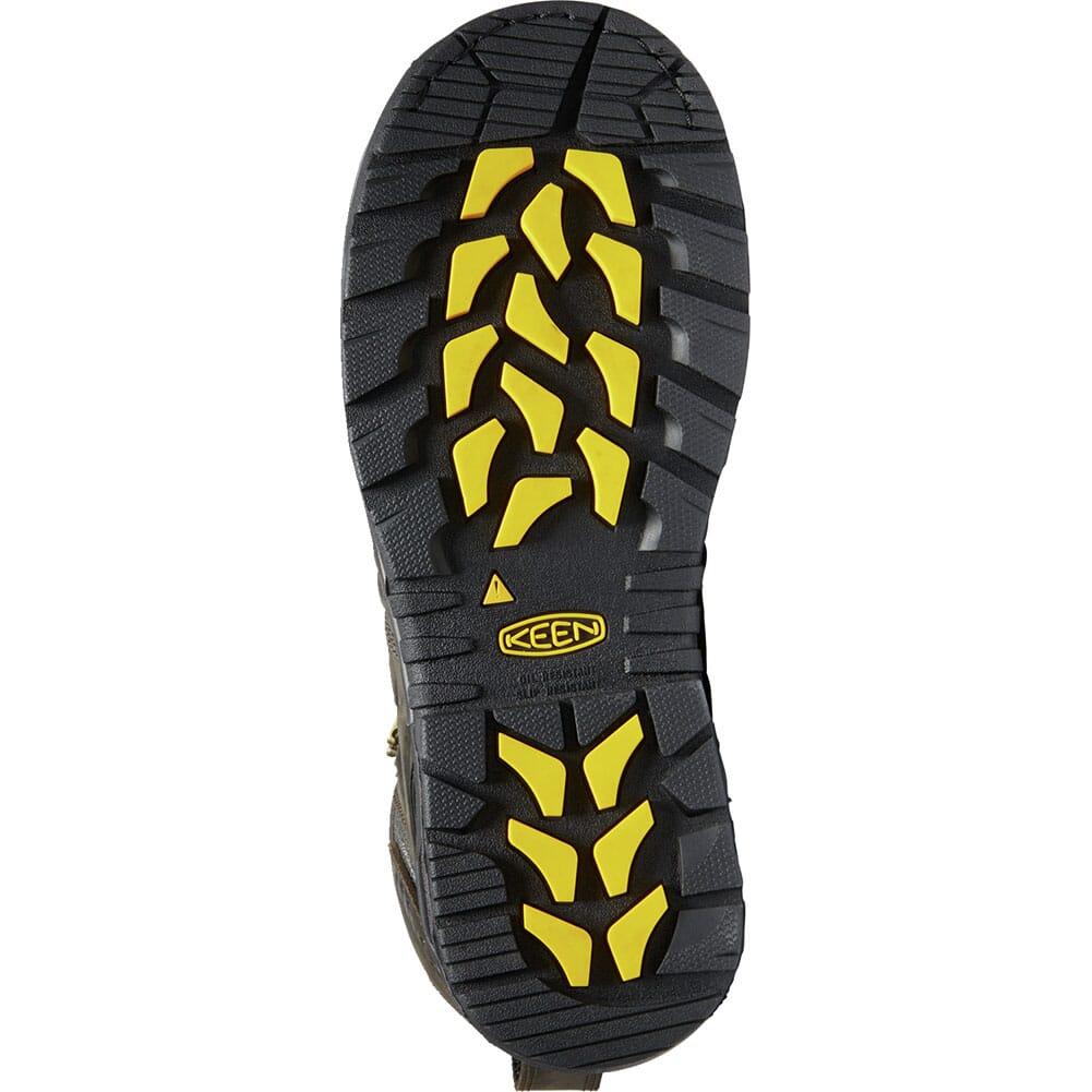 KEEN Men's Philadelphia 8IN WP Safety Boots - Brown/Black