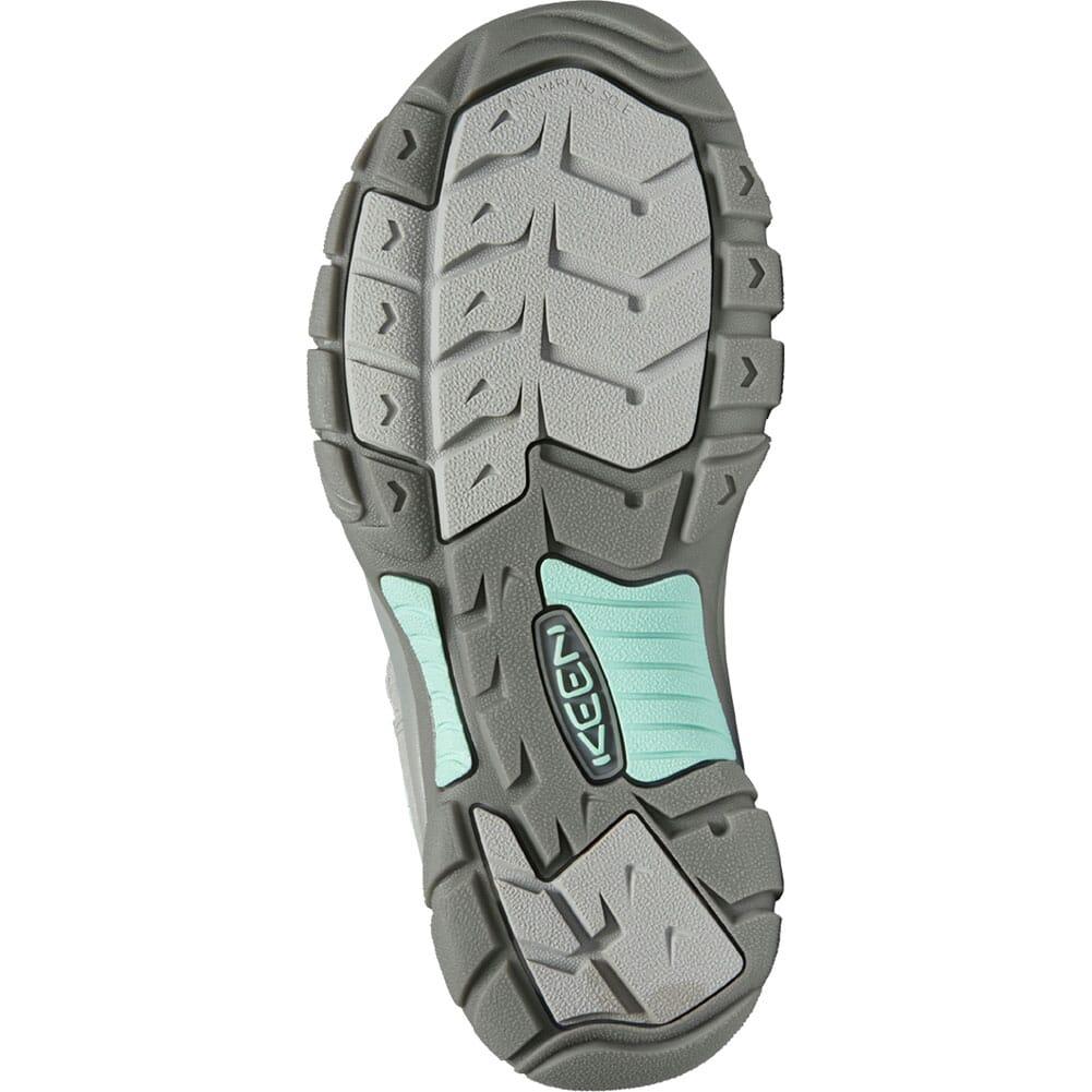 1022802 KEEN Women's Newport H2 Sandals - Grey/Ocean Wave