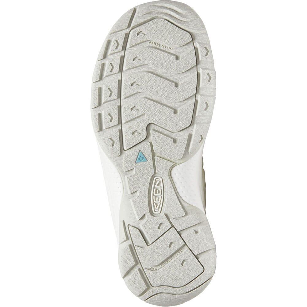 1024870 KEEN Women's Astoria West Open Toe Sandals - White