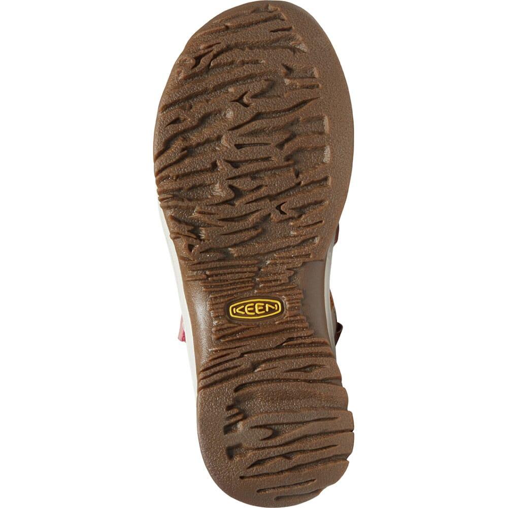 1025124 KEEN Women's Rose Casual Sandals - Brick Dust/Multi
