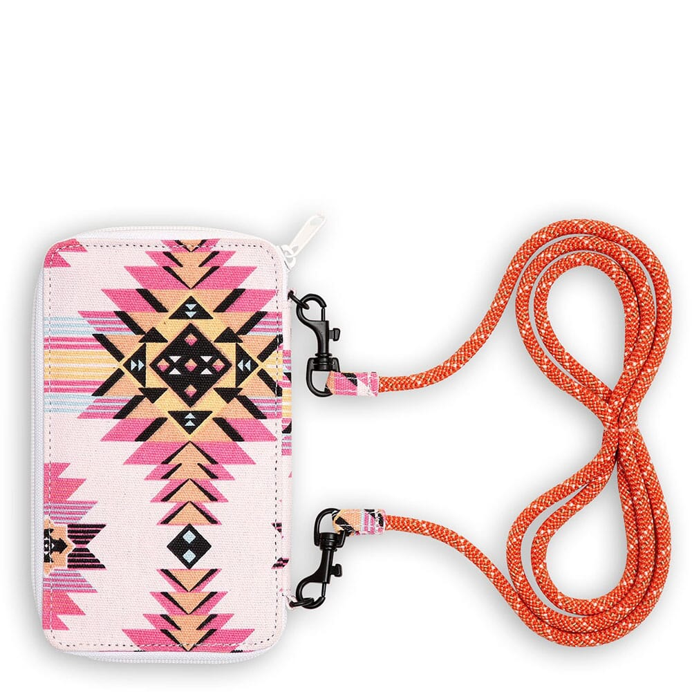 9104-1387 Kavu Women's Go Time Bi-Fold Wallet - Mojave Dusk